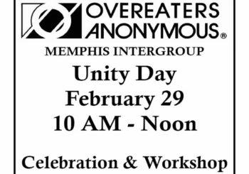 Unity Day Memphis